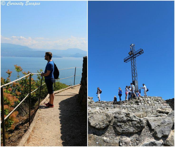 Rocca di Manerba au Lac de Garde