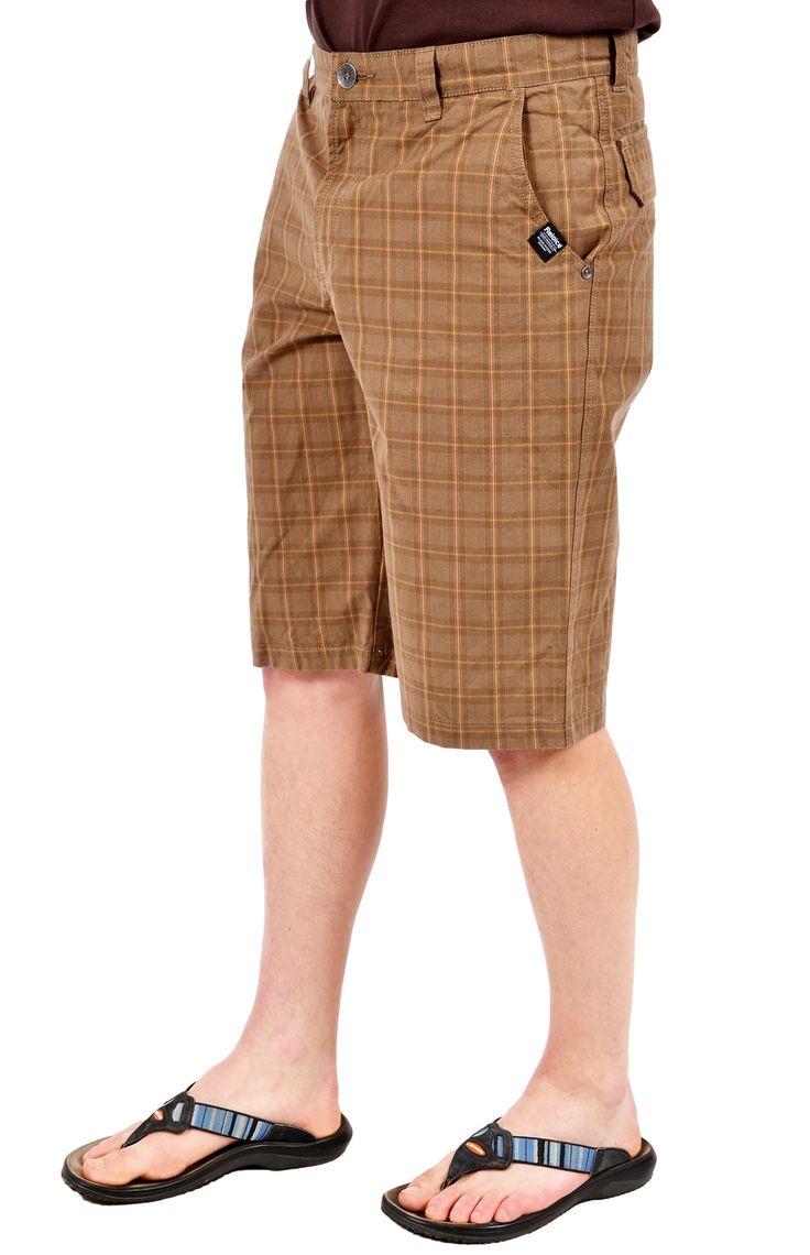 Мужские шорты до колен свободного покроя REJOICE.