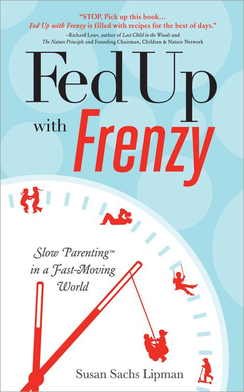 Fed UP with Frenzy~ helping families slow down and reconnect!