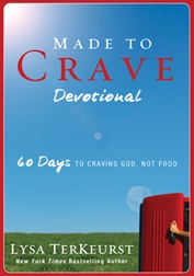 New Made to Crave 60 Day Devotional...might have to pick this up.
