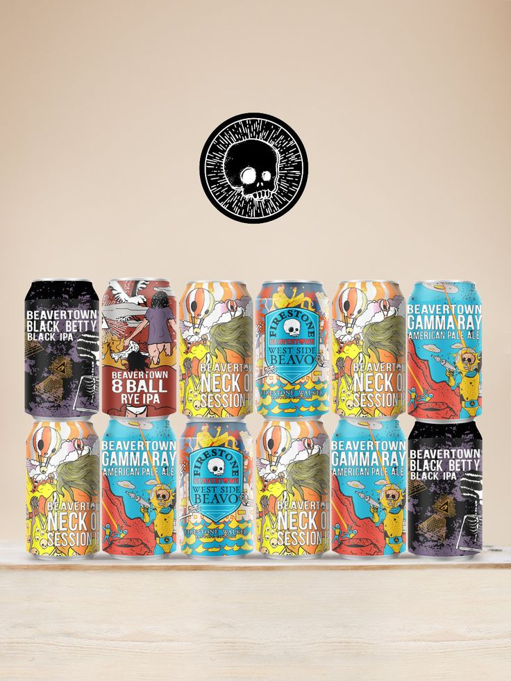 Try a mixed case of 12 craft beers from the award winning UK brewery, Beavertown. Hand-picked by our expert team at Honest Brew. Buy now.