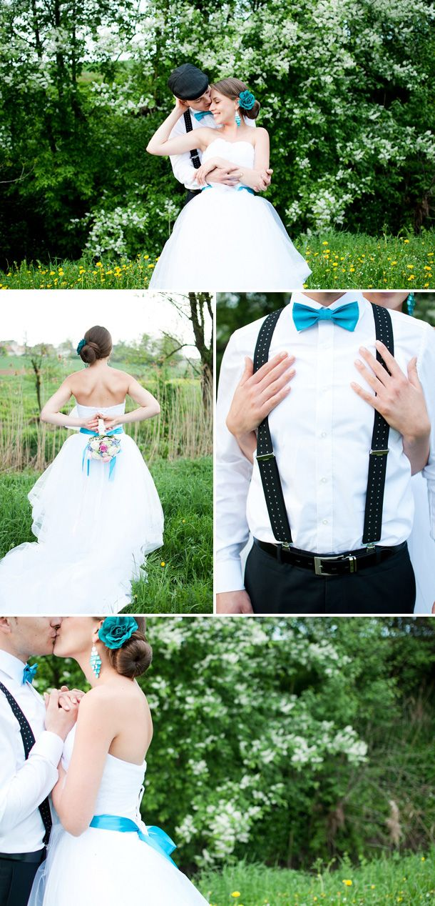 Zuckersüße Hochzeitsinspiration von Jenny Wolf Photography