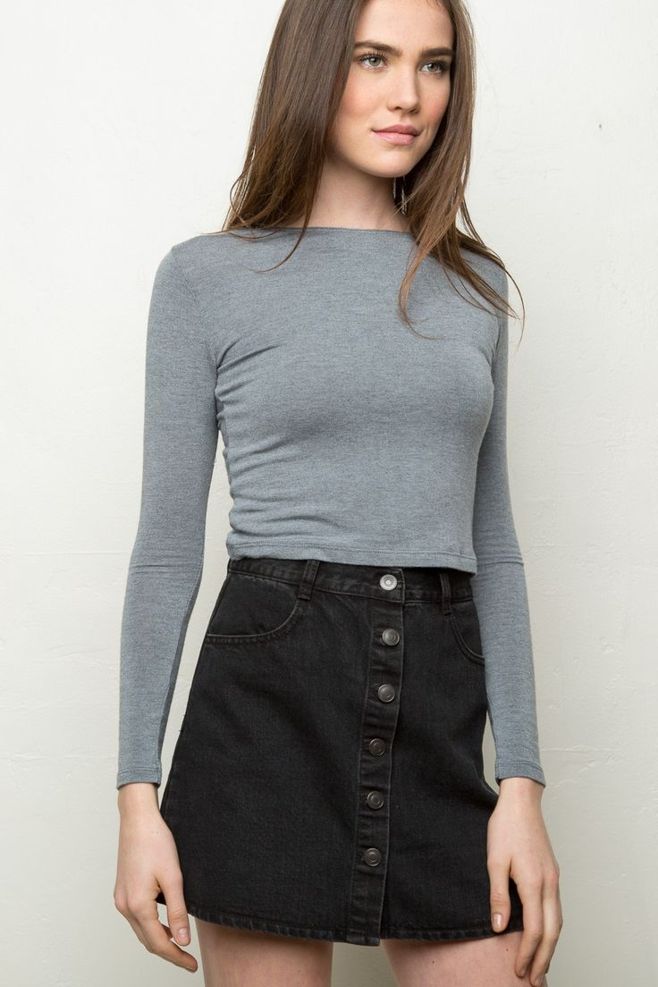 Brandy ♥ Melville | Nanna Skirt - Bottoms - Clothing ...