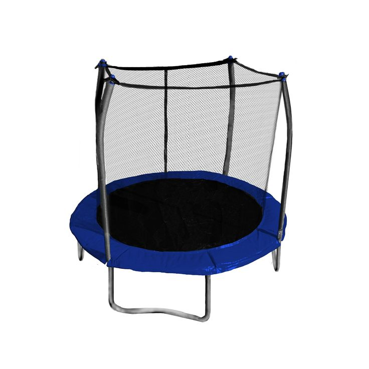 25+ Best Ideas About 8ft Trampoline With Enclosure On