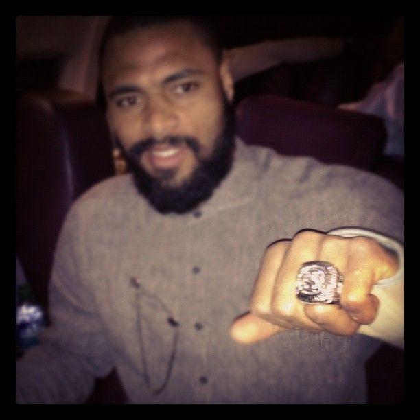Tyson Chandler Championship Ring