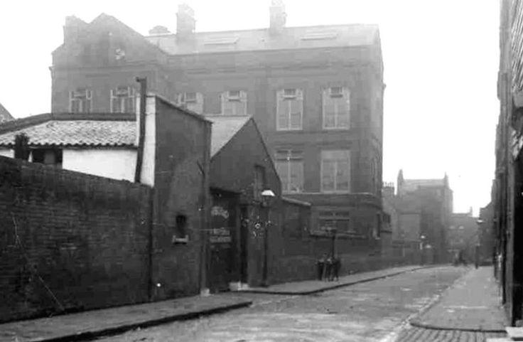 Betts Street School