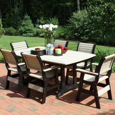 17 best images about garden patio furniture sets on for Dining table weight