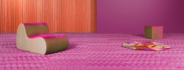 Se tepper fra Bolon i interiørbutikken Draperiet på Høvik i Bærum. Bolon - The Future Alternative To Textile Flooring