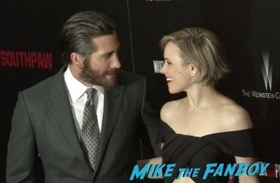 Southpaw New York Movie Premiere! Jake Gyllenhaal! Rachel McAdams! Eminem! 50 Cent! And More!