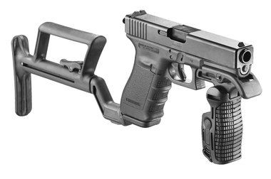 Mako Tactical Collapsible Stocks for Glock Pistols