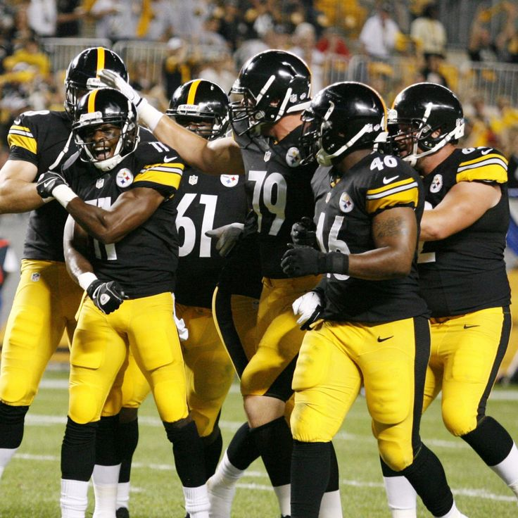 Steelers' Full 53-Man Roster Revealed