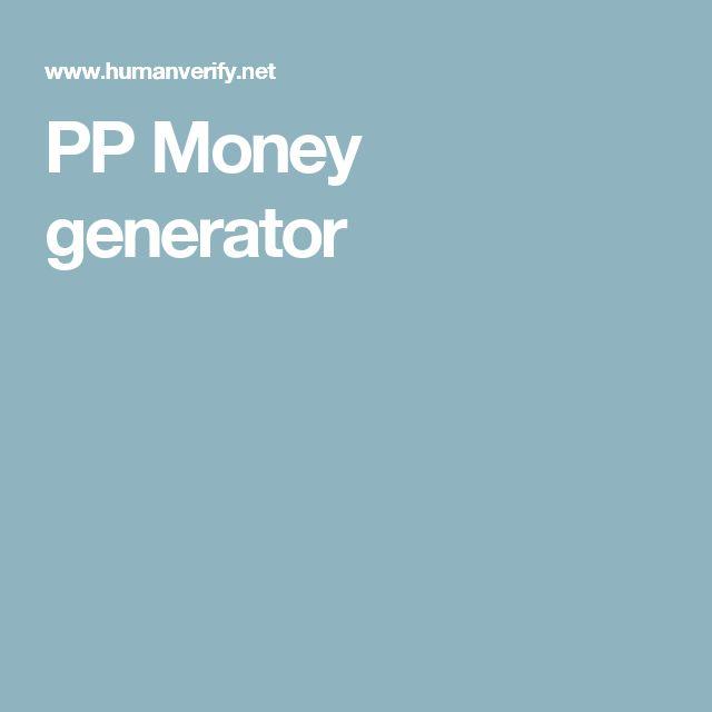 PP Money generator