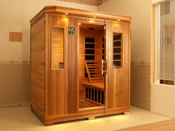 Home sauna kit australia bathroom toilet designs for Home sauna plans