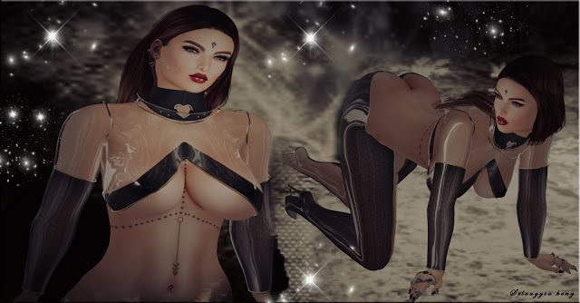 Style and Fashion Selvy: Collabor88 of Oct http://maps.secondlife.com/secon...