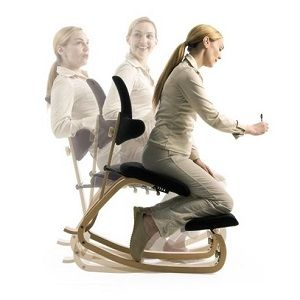 Seriously brilliant chair design.