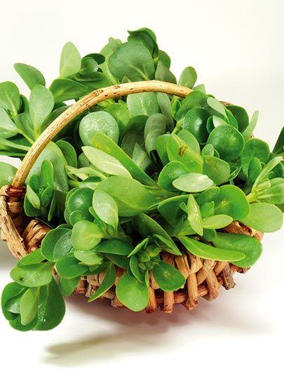 Nohutlu semizotu salatası Tarifi - Diyet Yemekleri Yemekleri - Yemek Tarifleri