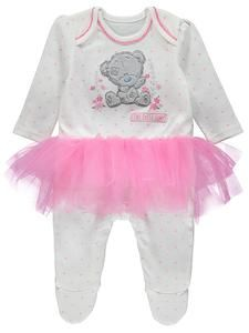 Baby Girl Clothing Online: Tatty Teddy Tutu Romper – Novelty-Characters