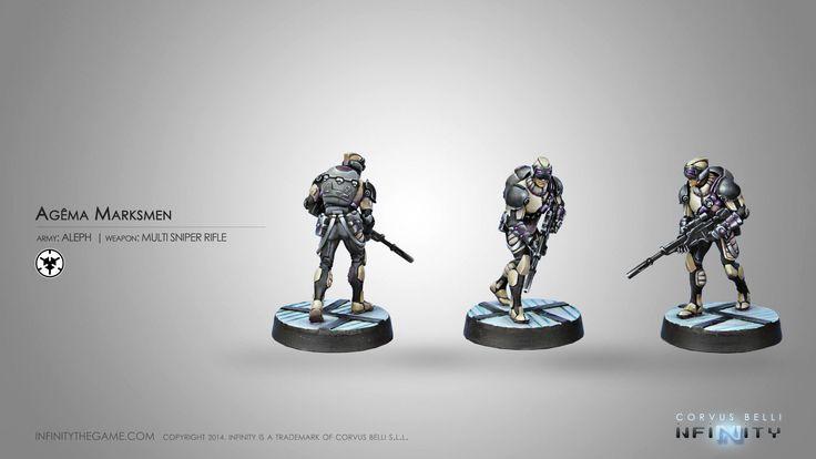 Agêma Marksmen (MULTI Sniper Rifle)