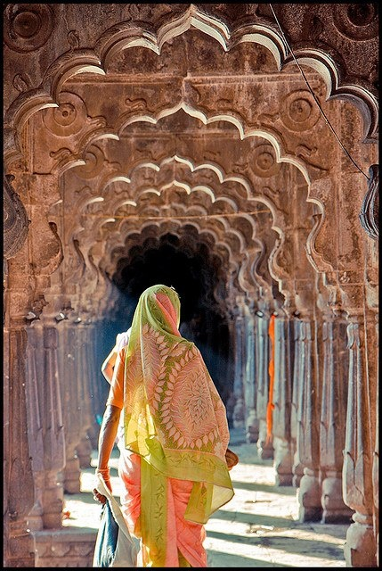 Enchanted by India