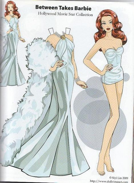 Best Siyi Lin Paper Dolls Images On   Paper Dolls