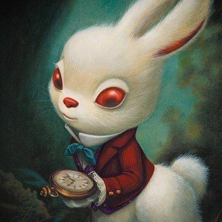 Benjamin Lacombe / Alice in Wonderland