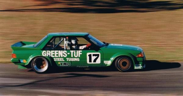 "Dick Johnson Racing Falcon XE ""Greens Tuf"""