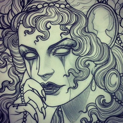 Emily Rose Murray {I think I just found a new favorite artist... Absolutely love her style.}