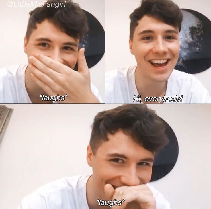 Context!  Dan started the livestream on his main channel on accident, and so when he started it up again on his second channel he was a bit sheepish