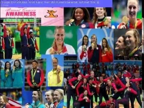 Rio 2016 Summer Olympic Games Best stories : Golden Women's History  by Ronald Tintin#Rio2016 #Basketball #sportsmarketing #sports #ronaldtintin #olympicsports #ronningagainstcancer #brazil #goldmedal #beststories #USA #womensbasketball #SuperProfesseur #SimoneBiles #KatheleenLedecky #KatinkaHosszu #WomensHistory #SarahSjostrom #SimoneManuel #PennyOleksiak #MonicaPuig #LillyKing #CatherineMeili #EmmaMcKeon #Rio2016 #Basketball #sportsmarketing #AlmazAyana #AlexandraRaisman #LaurenHernandez