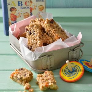 Dried Fruit Bars #Kids #Lunchbox #SouthAfrica