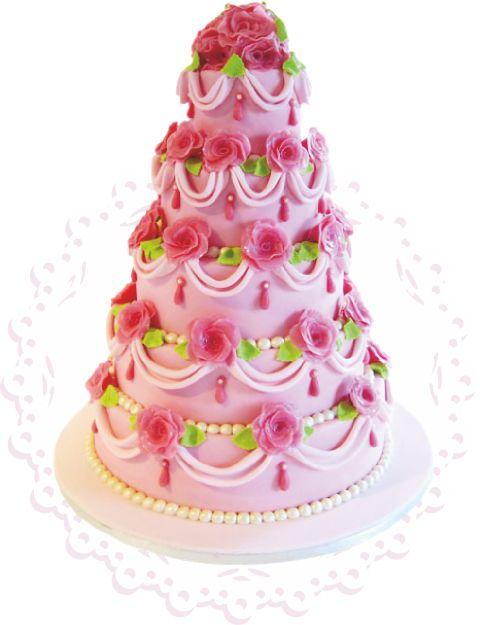 Красные розы (№133) #торт_на_заказ_харьков #ярусные #бисквитный_торт #шоколадный_торт #комбинированный_торт