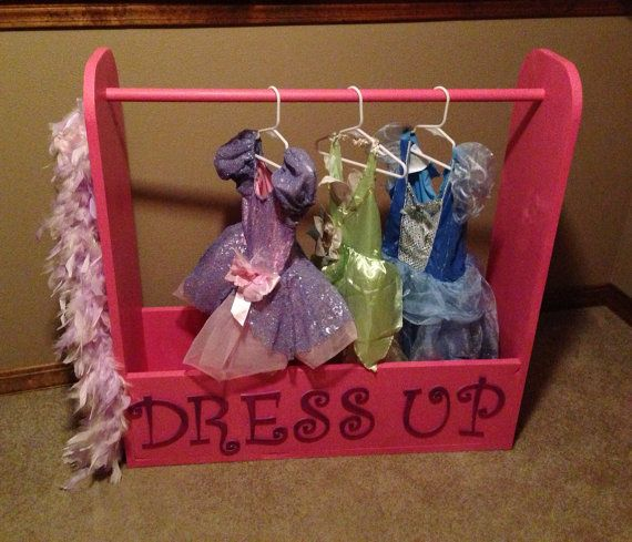 291 Best Dress Up Storage Images On Pinterest Dress Up