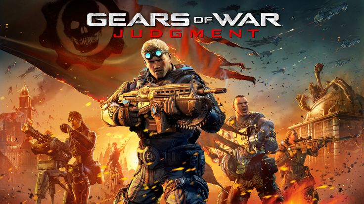 Baird And Kilo Squad Feature In New Gears Of War Judgment Artwork