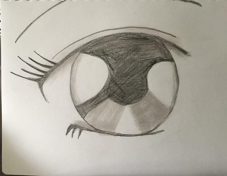 Anime (?) Eye