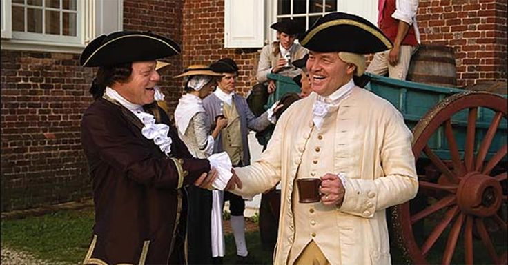 TIL when George Washington first ran for the Virginia House of Burgesses he attributed his defeat to failing to offer enough alcohol to voters. Two years later he distributed 144 gallons of rum punch hard cider & beer - a half gallon per vote. He won the election.