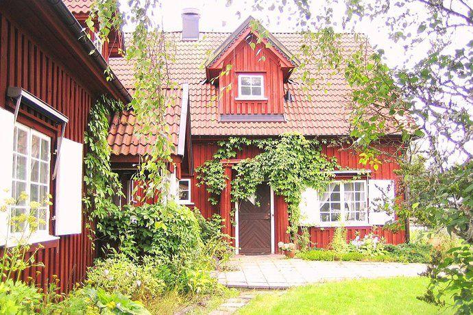Bilder, Trädgård, rött, Gräsmatta - Hemnet Inspiration