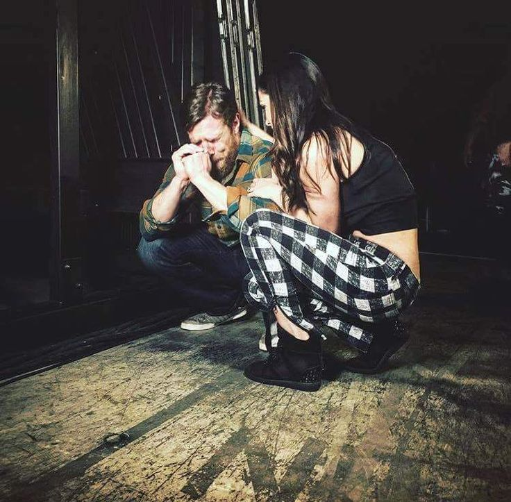 Daniel Bryan & Brie Bella after Bryan retired #WWE