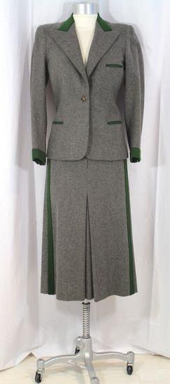 1930s Women's Suit
