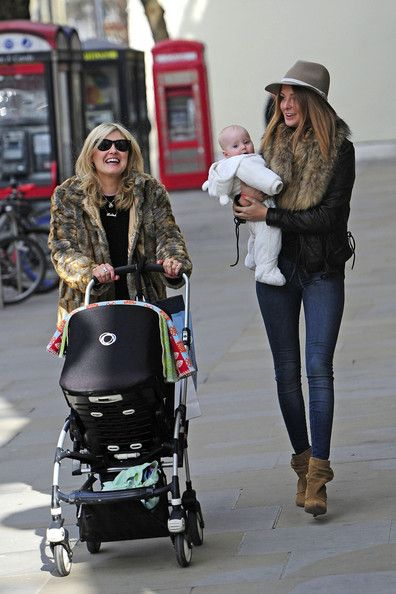 Millie Mackintosh Photos: Millie Mackintosh Out With Friends in London