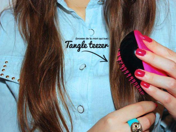 Lisser ses cheveux, sans fer? C'est possible avec le Kardoune! | Peek A Booo