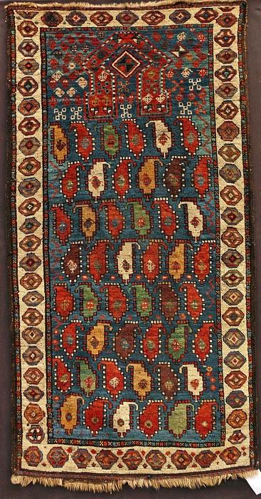 Galerie Arabesque - Daghestan prayer rug