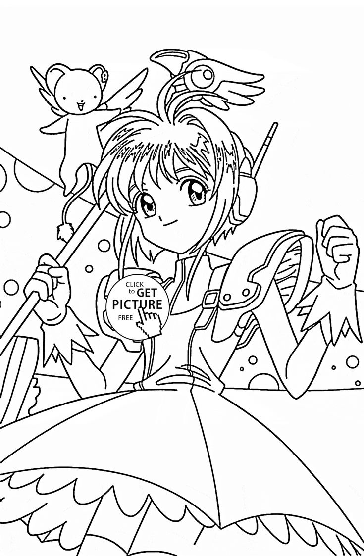 21 best anime u0026manga coloring pages images on pinterest manga