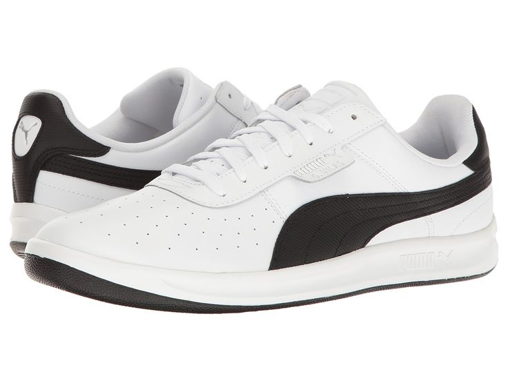 PUMA G. Vilas 2 Men's Shoes Puma White/Puma Black