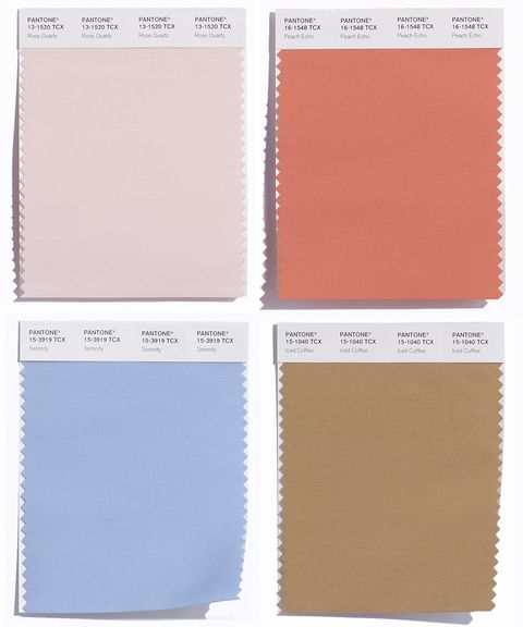 How to Wear Pantone's Top 10 Spring 2016 Colors from InStyle.com