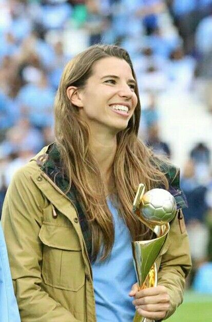 Tobin Heath 2016 Visited Chapel Hill