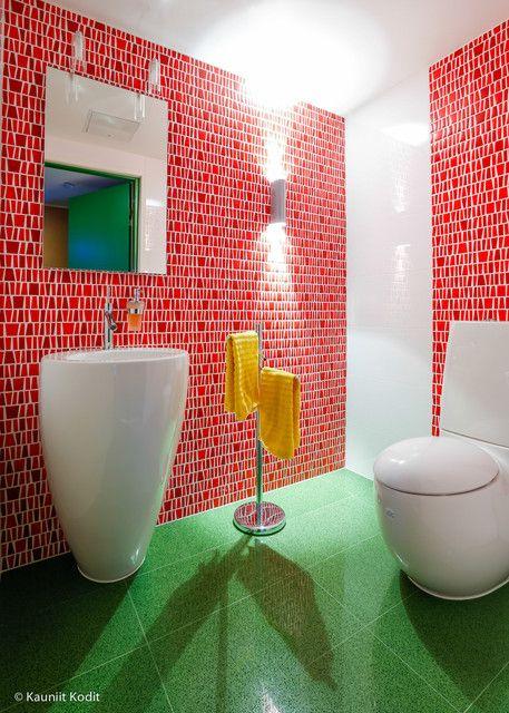 Villa Hippu / Kauniit Kodit 2/2013 | Kipasu Sisustussuunnittelu ja Remonttipalvelut