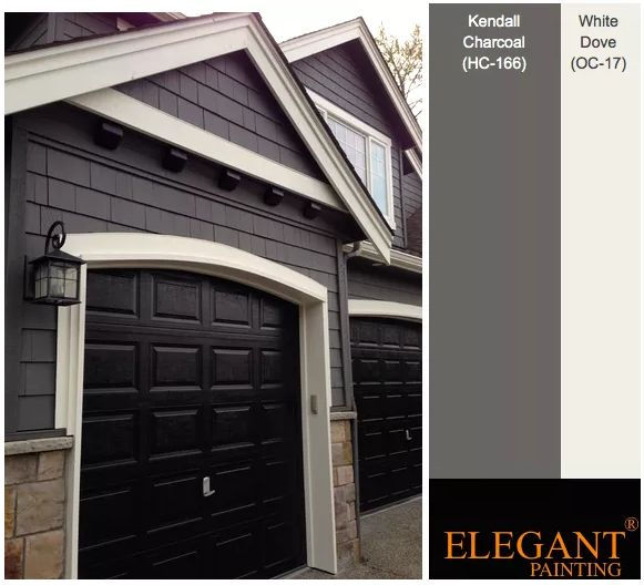 1000 Images About Exterior Home On Pinterest Colors Exterior Paint Colors And Benjamin Moore