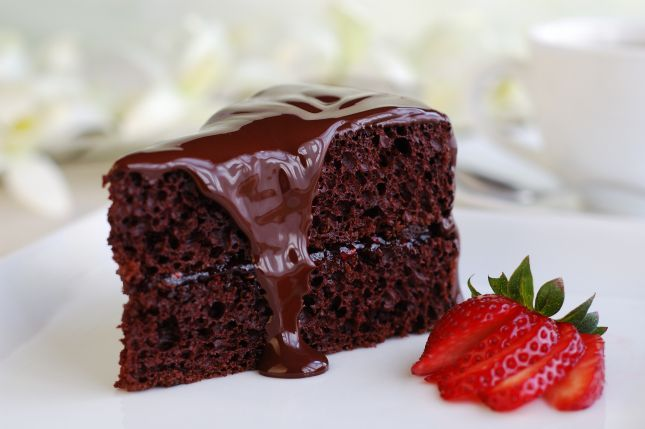 Chocolate cake >>> visit the website for more delicious chocolate uses