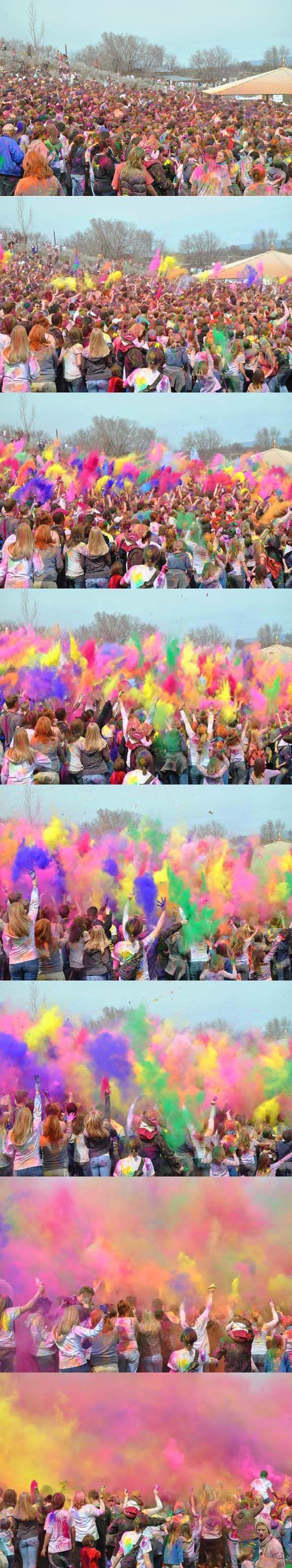 festival-of-colors-utah: Festivals Of Colors Utah, Buckets Lists, Bright Future, Festivals Weeks, Holy Festivals, Festivales Of Colors Utah, Beautiful Utah, Utah Festivals, Carnivals Festivals Worldwide