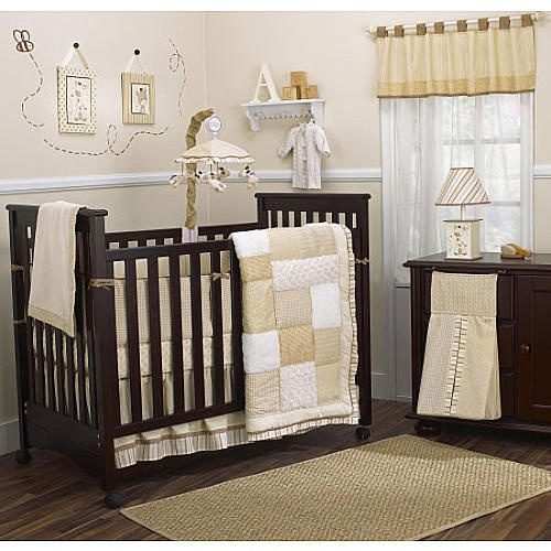 17 best images about burlap and lace nursery on pinterest for Burlap and lace bedroom